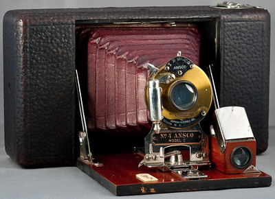 Ansco No. 4 Model C - 1905