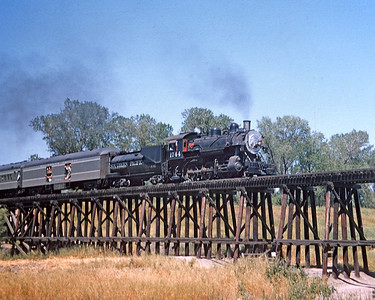 Southern Pacific Steam
