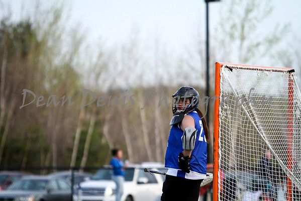 LAwrence Girls Vs Winslow LAX