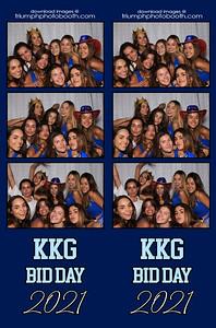 9/20/21 - KKG Bid Day 2021