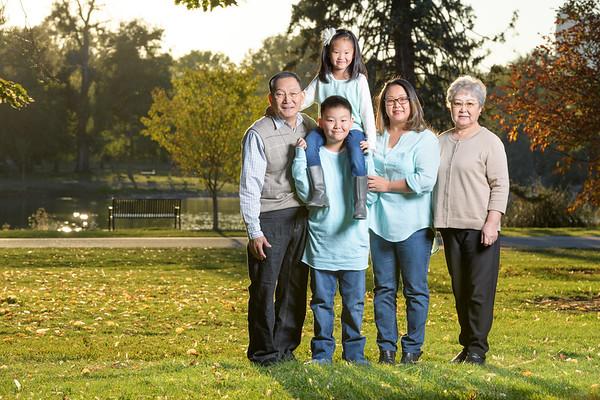 Kim Family 2018