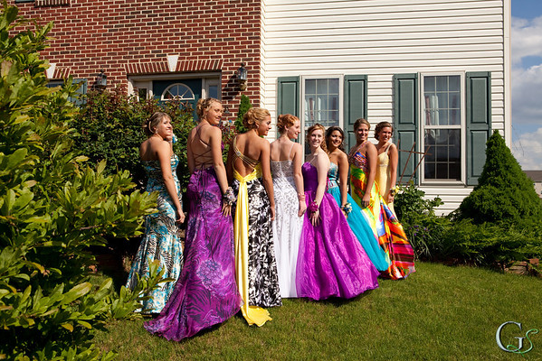 Central's Prom 2010