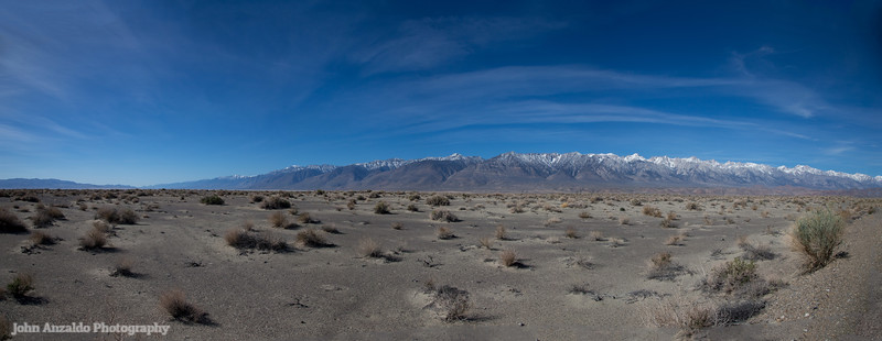 Death Valley Panoramas 2016
