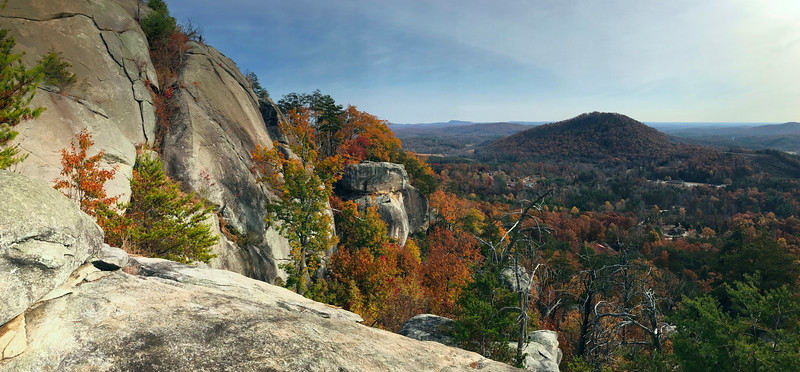 Big Rock Mountain -- Nine Times Forest (11-27-16)