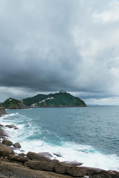 Bay of Biscay San Sebastian