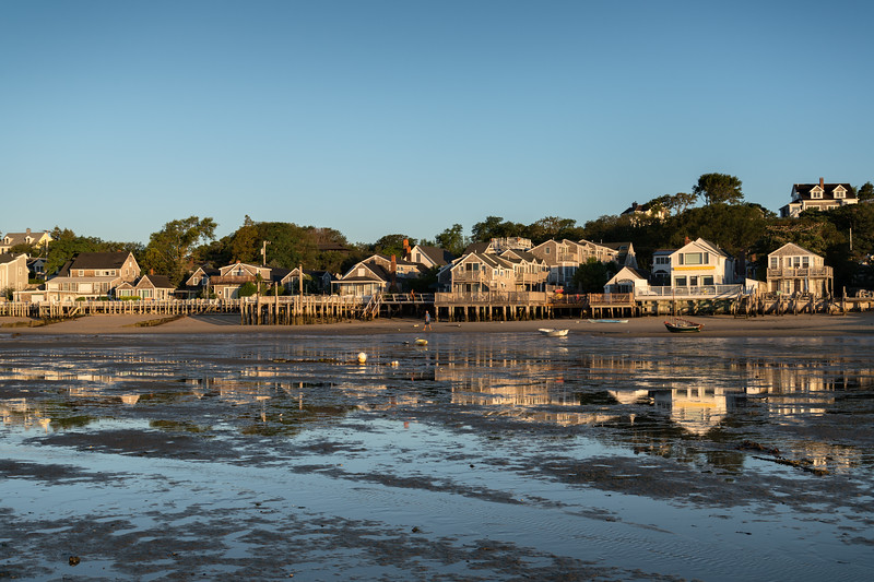 Low Tide - Provincetown, Massachusetts, USA - August 14, 2015