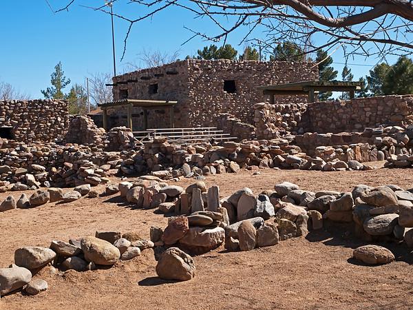 Besh Ba Gowah Pueblo