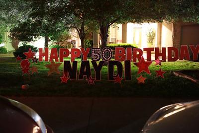 NAYDI 50th Birthday