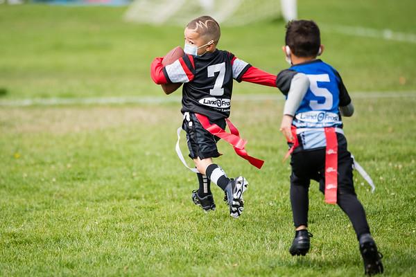 Amari Sbeiti Flag Football 9.19.21