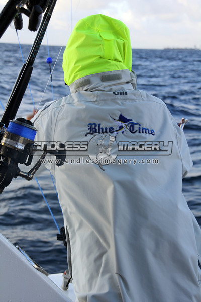 "2011 Sailfish Cup - Day 1 Water ""Blue Time"""