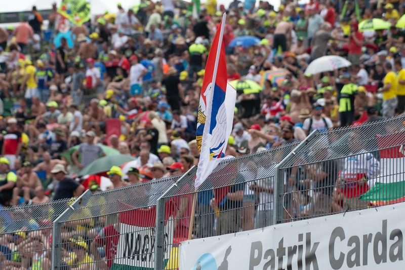 Fans, Czech Republic/Brno, 2018