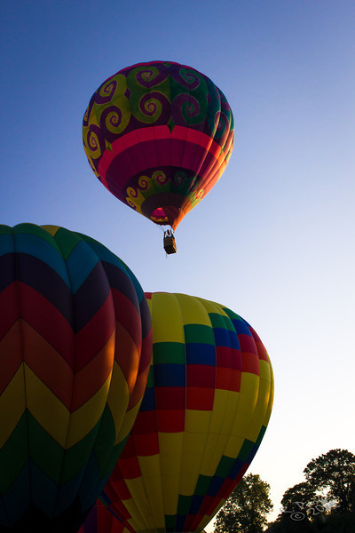 Dutchess County Balloon Festival 2012