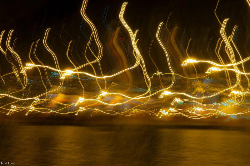 New Year's Eve at Haifa Bay