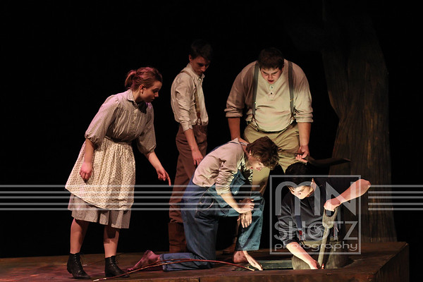 2014 - The Diviners