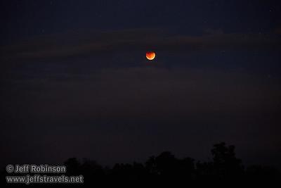 Super Blood Moon Total Eclipse - Sept. 27, 2015