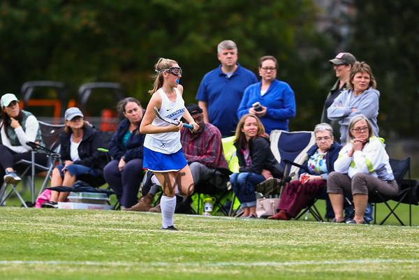 2019-10-7 WHS Girls Field Hockey vs Pinkerton