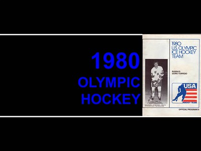 1980 Olympic Hockey