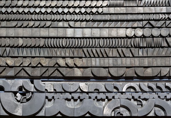 20th century typographic ornaments - Fregi del novecento