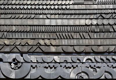 20th century typographic ornaments - Fregi del novecento