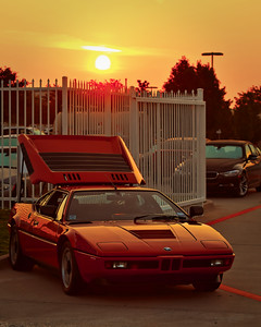 Cars and Coffee - August 2014