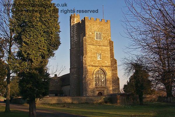 St Botolphs Church, Chevening (Chevening Church)