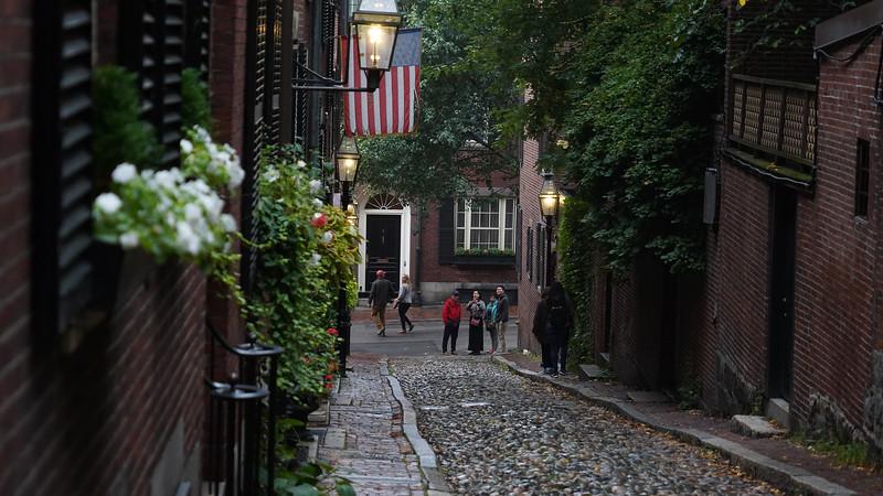 Back Bay, Boston