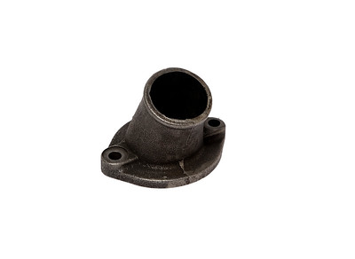 MASSEY FERGUSON 375 385 390 398 SERIES ENGINE WATER PUMP CONNECTION PIPE FLANGE