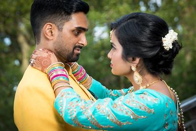 Niyati & Kinav's Engagement 7-29-17