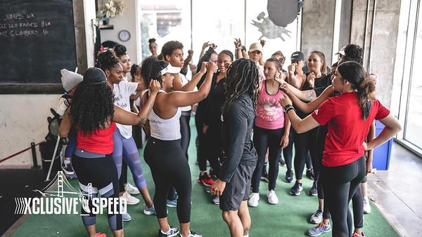 Xclusive Speed Woman's fitness Showcase