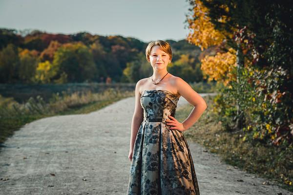 Bloomingdale IL // Senior Photography // Emma