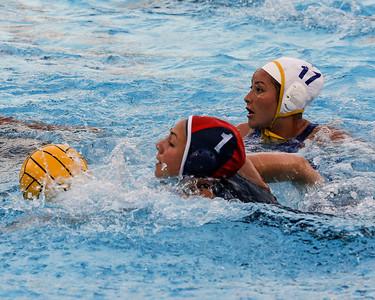 Punahou vs Kamehameha Water Polo 4/4/2013
