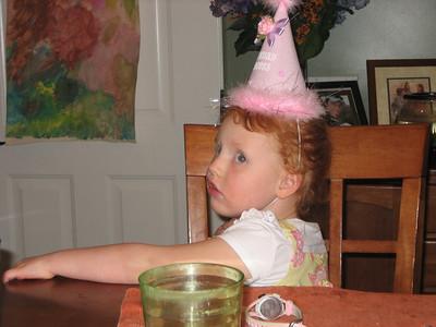 2009-11-04 Sophie's Birthday