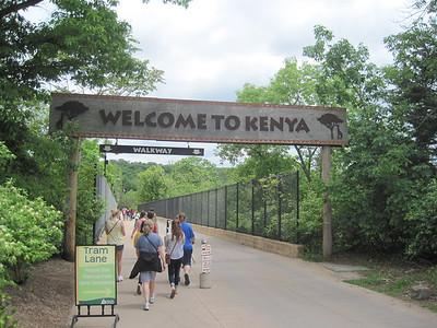 KC Zoo w/ Bailey