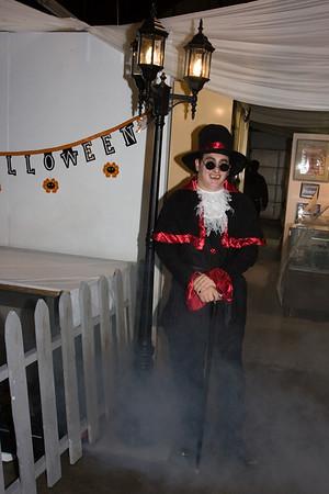 CAF Halloween Benefit