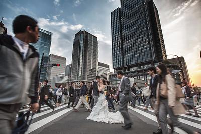 Prewedding-東京-Sophie