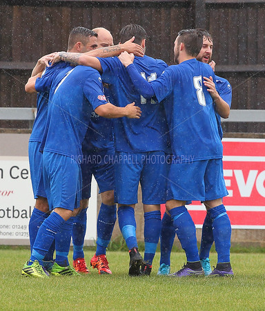 CHIPPENHAM TOWN V MONEYFIELDS FC MATCH PICTURES 3rd September 2016