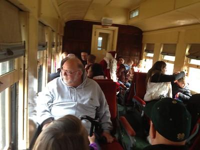 Allaire Train 2012