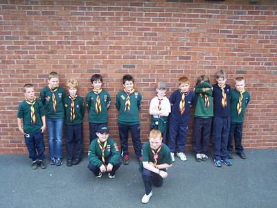 National Coal Mining Museum Cubs visit