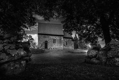 Suntak gamla kyrka
