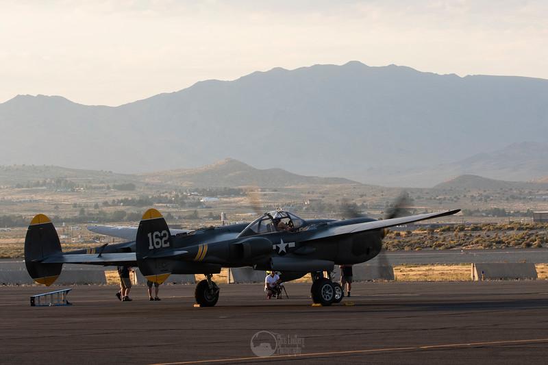 Lockheed P-38J