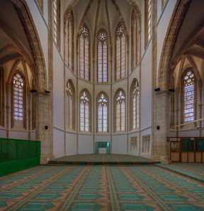 St. Nicholas' Cathedral (Lala Mustafa Mosque) , Famagusta , Turkish Cyprus