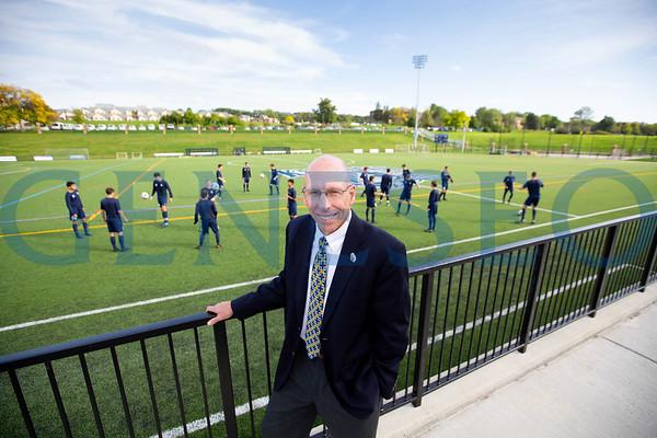 Michael Mooney Portraits at College Stadium