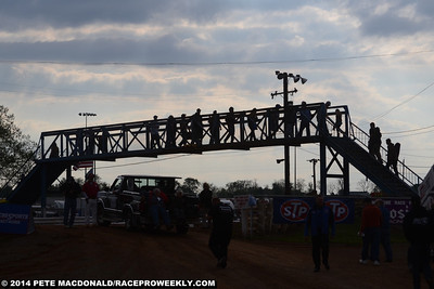 Williams Grove Speedway World Of Outlaws 5/16/14 - Pete MacDonald