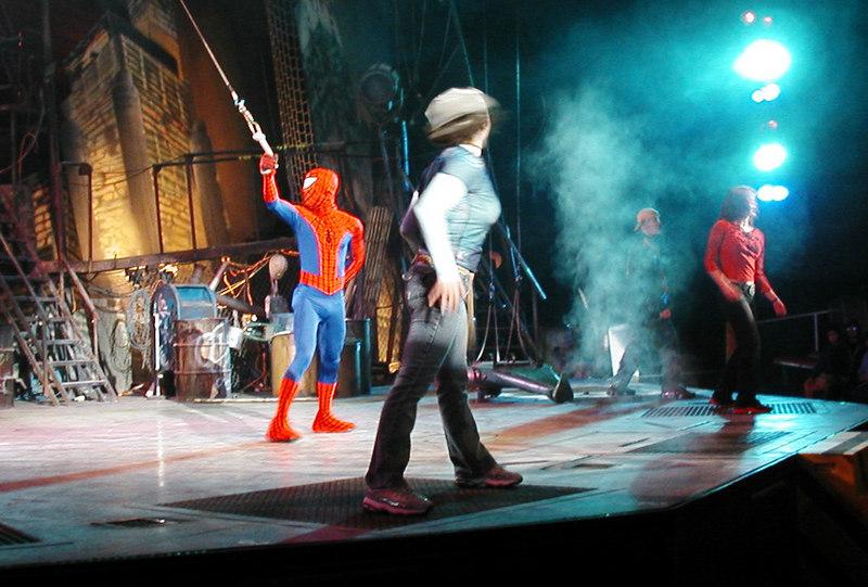 96 Universal Studios - Spiderman Show.jpg