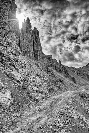 Day 12 Back over Ophir Pass