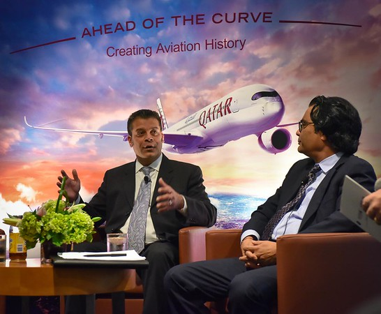 Qatar Airways Executives Conference
