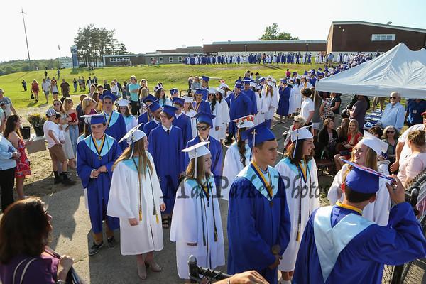 2018-6-8 WHS Class of 2018 Graduation