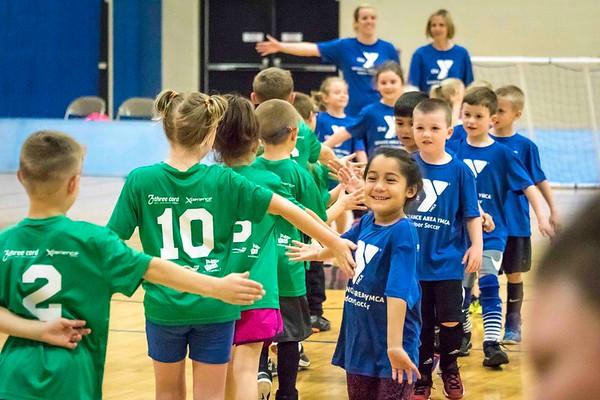 Indoor Soccer 04-22-2017