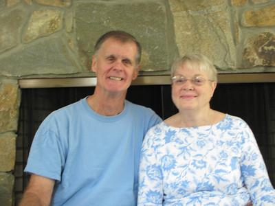 Kennett Sq PA -- Bobbie & Mike Graybill  10-1-2010