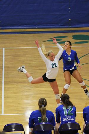 2013 Varsity Volleyball vs Chanhassen